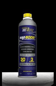 Max-boost™ - увеличение октанового числа и стабилизация топлива
